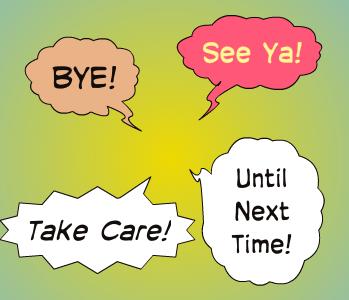 """Say """"Good bye"""" với 10 cách thú vị và ý nghĩa - EIV Education"""