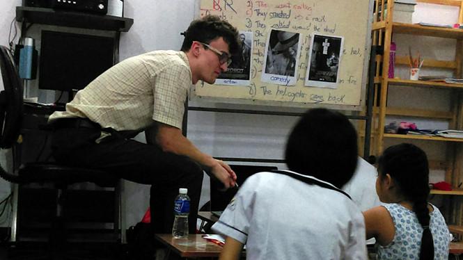 Mở lớp học tiếng Anh tại nhà cho con