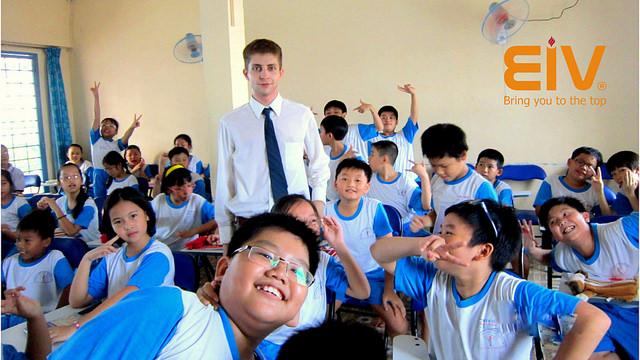 Cung cấp giáo viên bản ngữ khối Mầm Non Tiểu Học