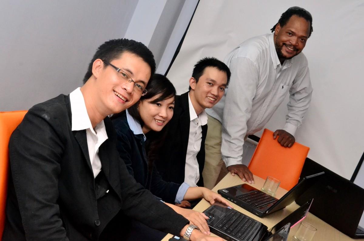 Dạy tiếng Anh cho doanh nghiệp