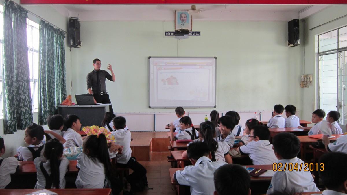 phương pháp dạy tiếng Anh hiệu quả