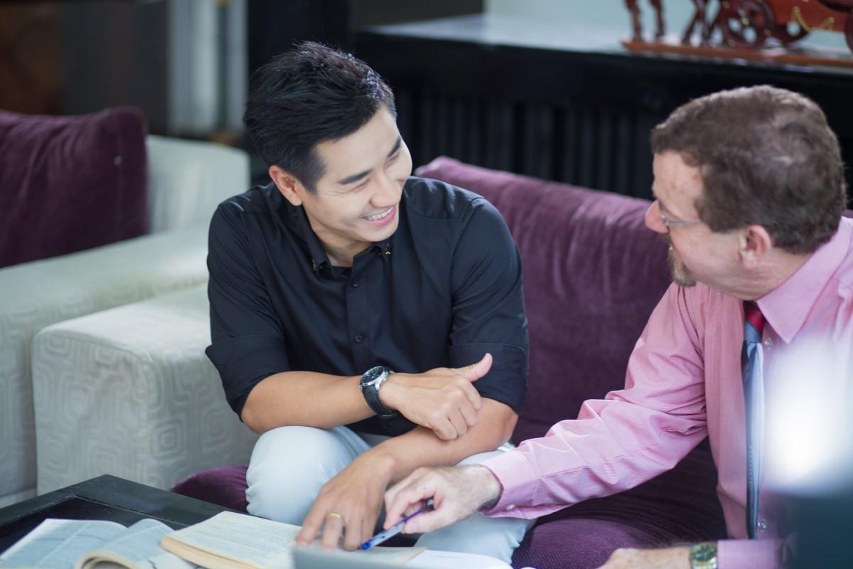 đào tạo tiếng Anh cho doanh nghiệp