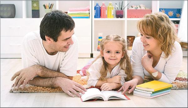 Dạy bé học tiếng Anh tại nhà