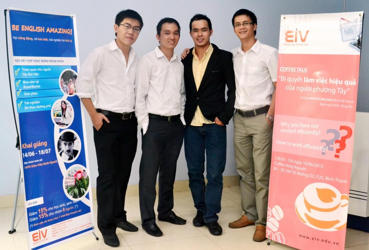 Điểm cộng giúp EIV được lòng hàng trăm doanh nghiệp