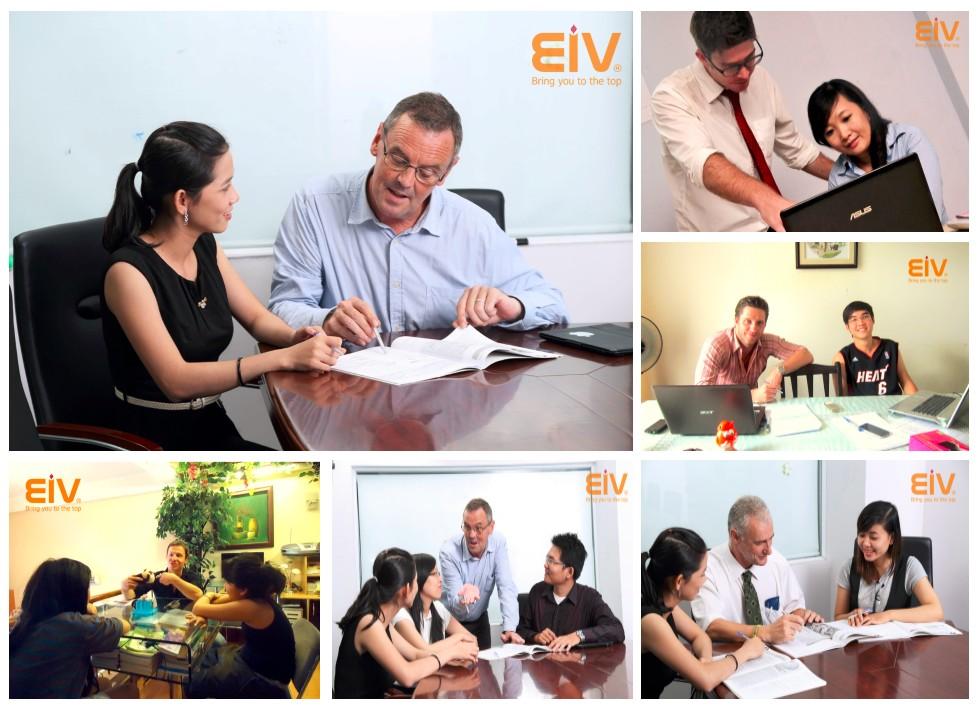 học tiếng Anh với người nước ngoài tại thành phố HCM