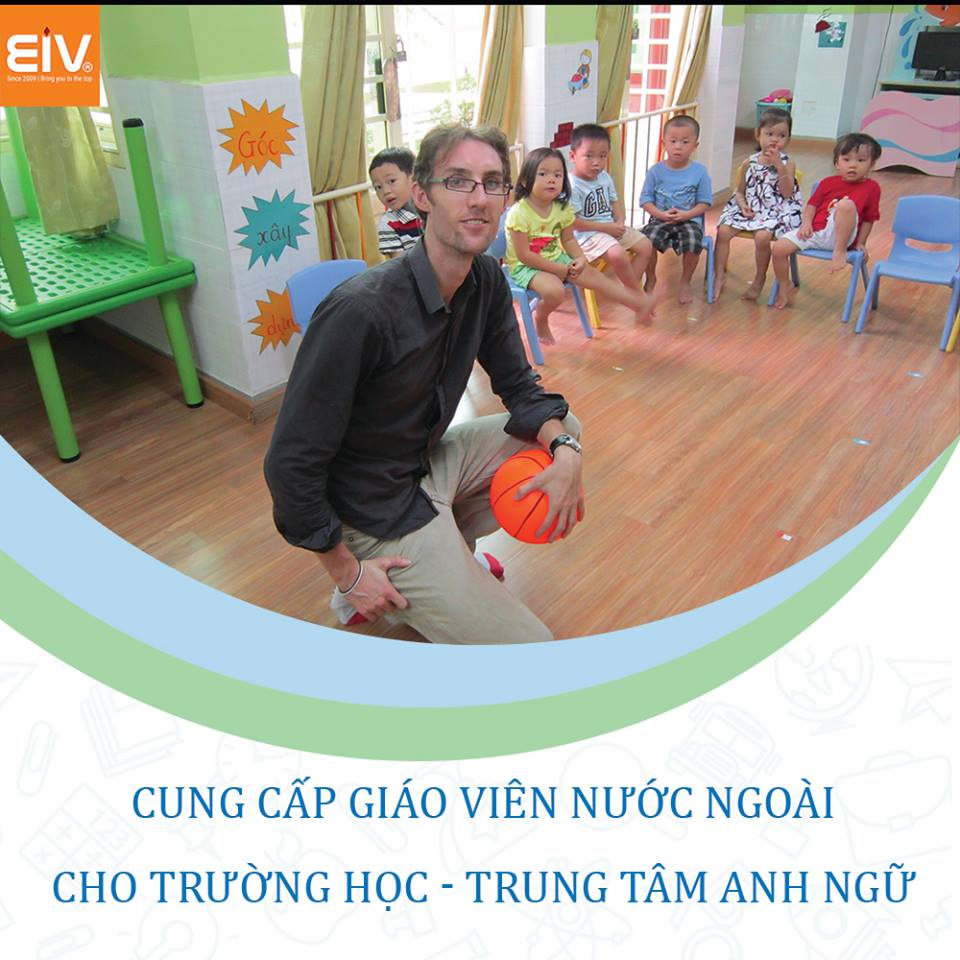 tiếng anh mầm non