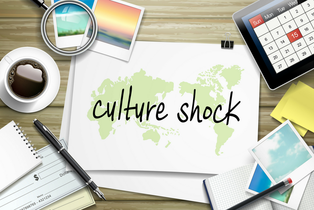 """5 cách đối mặt với việc """"sốc"""" văn hóa khi du học nước ngoài"""