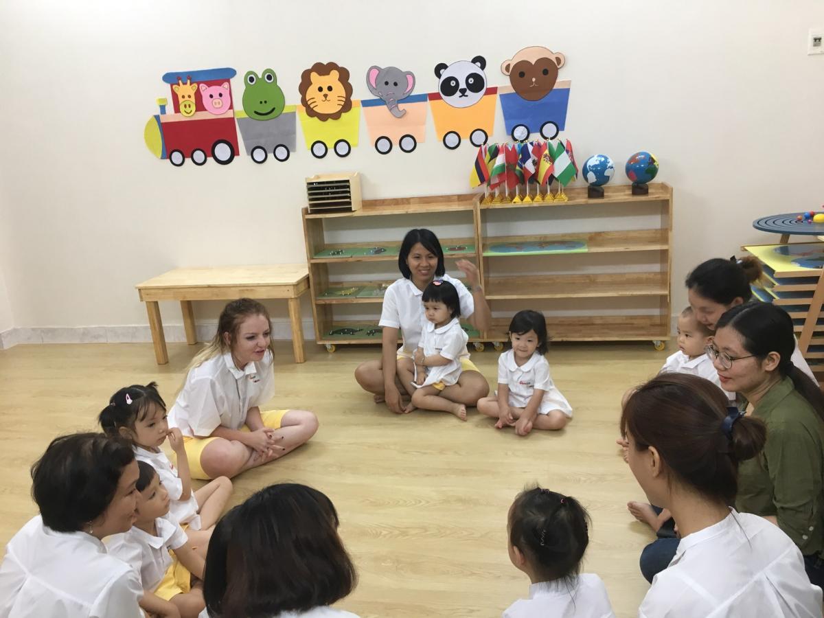 Dịch vụ cung cấp giáo viên bản ngữ - 5 điều khác biệt chỉ có tại EIV Education