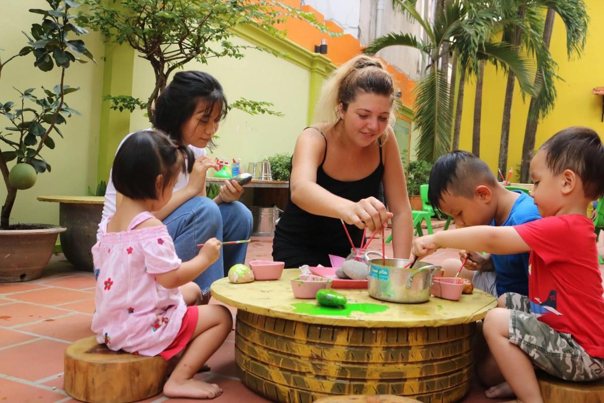 Cung cấp giáo viên nước ngoài cho trường mầm non tại Đà Nẵng