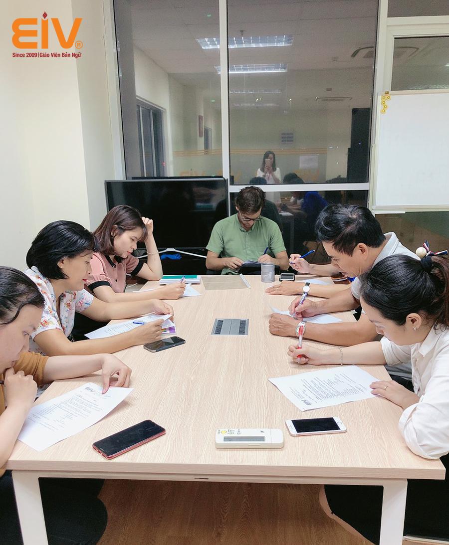 Cơ hội thăng tiến nhờ giỏi giao tiếp tiếng Anh