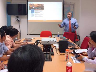 Cung cấp giáo viên nước ngoài dạy Tiếng Anh cho doanh nghiệp Hồ Chí Minh