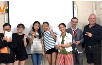 Học thuyết trình Tiếng Anh – Những lợi ích bất ngờ