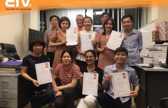 (Tiếng Việt) EIV Education x PEICO: Đào tạo Tiếng Anh chuyên nghành Điện – Cơ