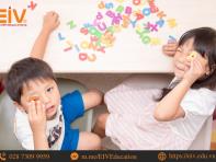 Trẻ em bao nhiêu tuổi nên học tiếng anh ở Hồ Chí Minh?