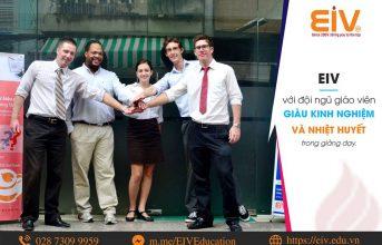 Học tiếng Anh online tại EIV Education