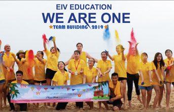 Thông báo kế hoạch nội bộ EIV Education Tháng 8/2019