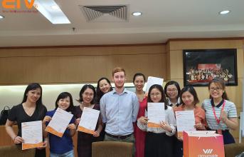 (Tiếng Việt) Tại sao doanh nghiệp nên đào tạo Tiếng Anh cho nhân viên