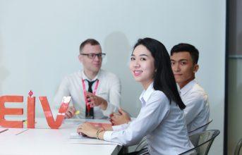EIV Education hỗ trợ nâng cao Tiếng Anh cho doanh nghiệp Việt