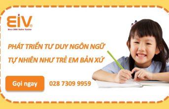 (Tiếng Việt) Nên cho trẻ học tiếng Anh từ mấy tuổi?