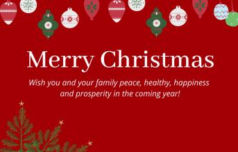 Những cách chúc mừng Giáng sinh trong tiếng Anh