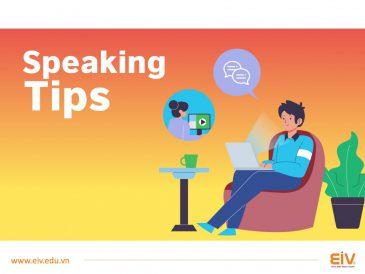 (Tiếng Việt) 5 tips luyện IELTS Speaking cho người mới bắt đầu