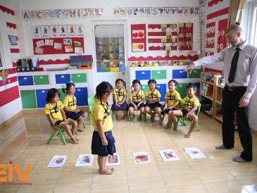 Vai trò của tiếng anh trẻ em trong thời kỳ hội nhập
