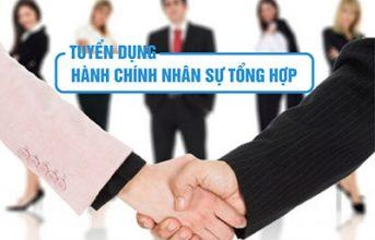 (Tiếng Việt) Tuyển dụng nhân viên hành chính nhân sự