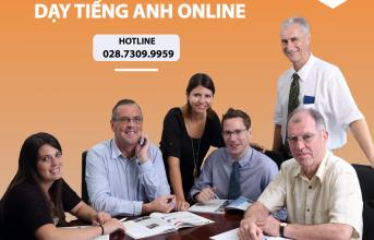 Cung cấp giáo viên bản ngữ dạy Tiếng Anh Online cho Trường học – Trung tâm