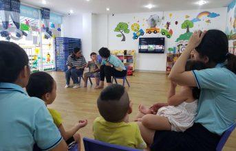 Teacher's activities at school (P1)