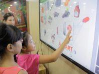 Dạy tiếng Anh cho trẻ em mới bắt đầu làm quen với ngôn ngữ