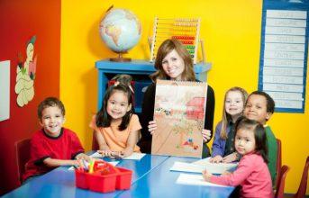 Tiếng Anh cho bé cùng giáo viên bản ngữ