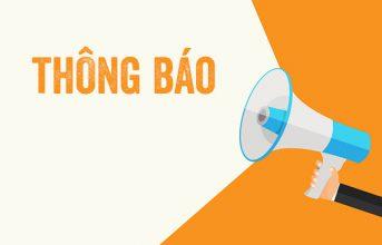 (Tiếng Việt) Thông báo thời gian làm việc của EIV Education Tháng 2/2020